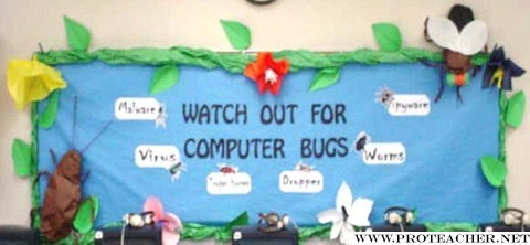 Watch Out For Computer Bugs