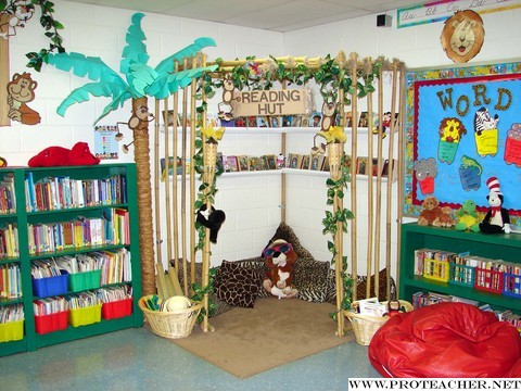 Decorate Room on My 5th Grade Classroom Was Designed Around A Jungle Theme